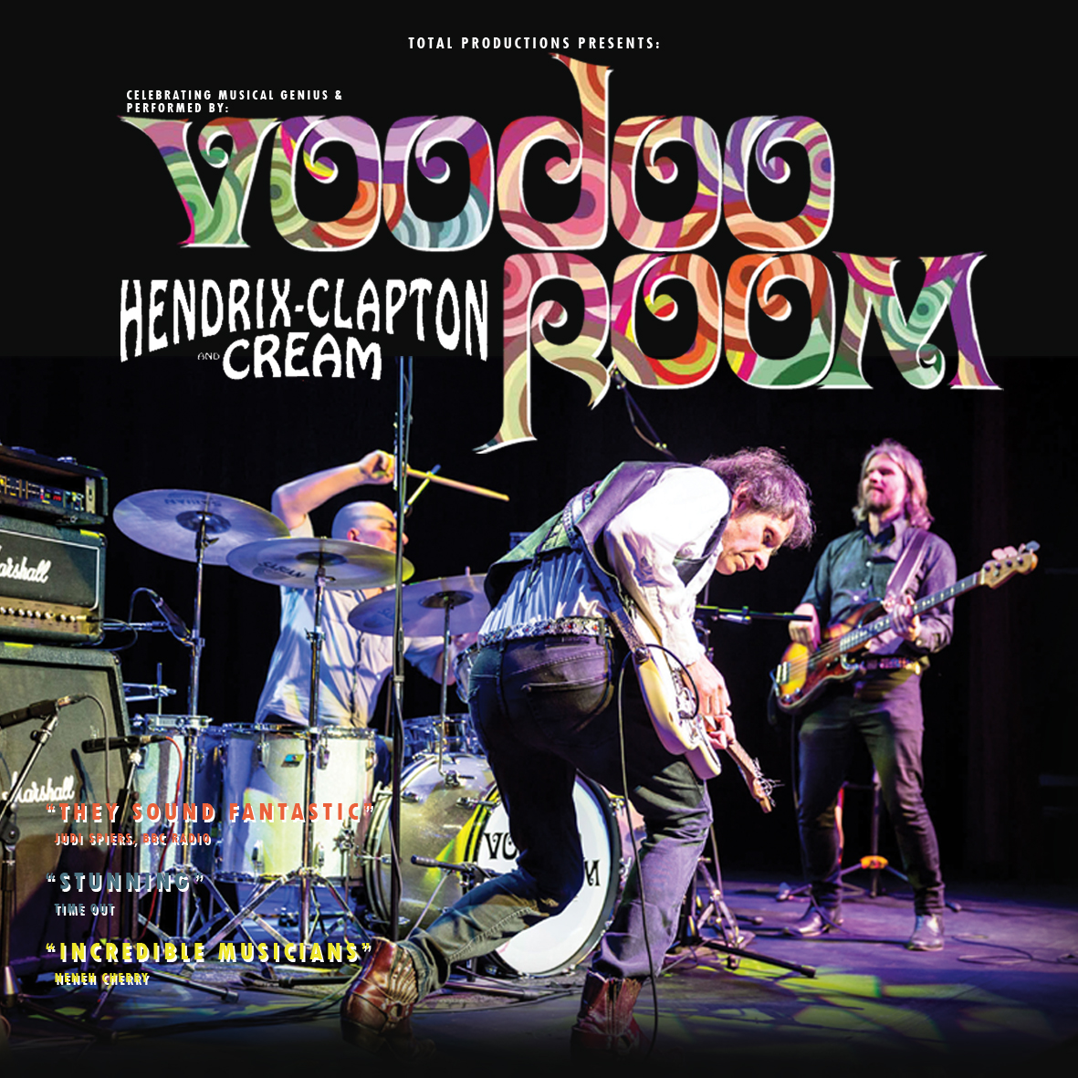 Voodoo Room at Harlow Playhouse