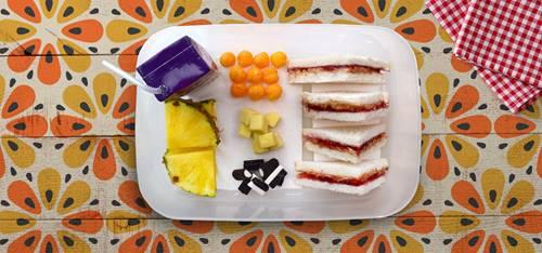 School lunches through the decades and the shocking 'health' change from the 70's to now