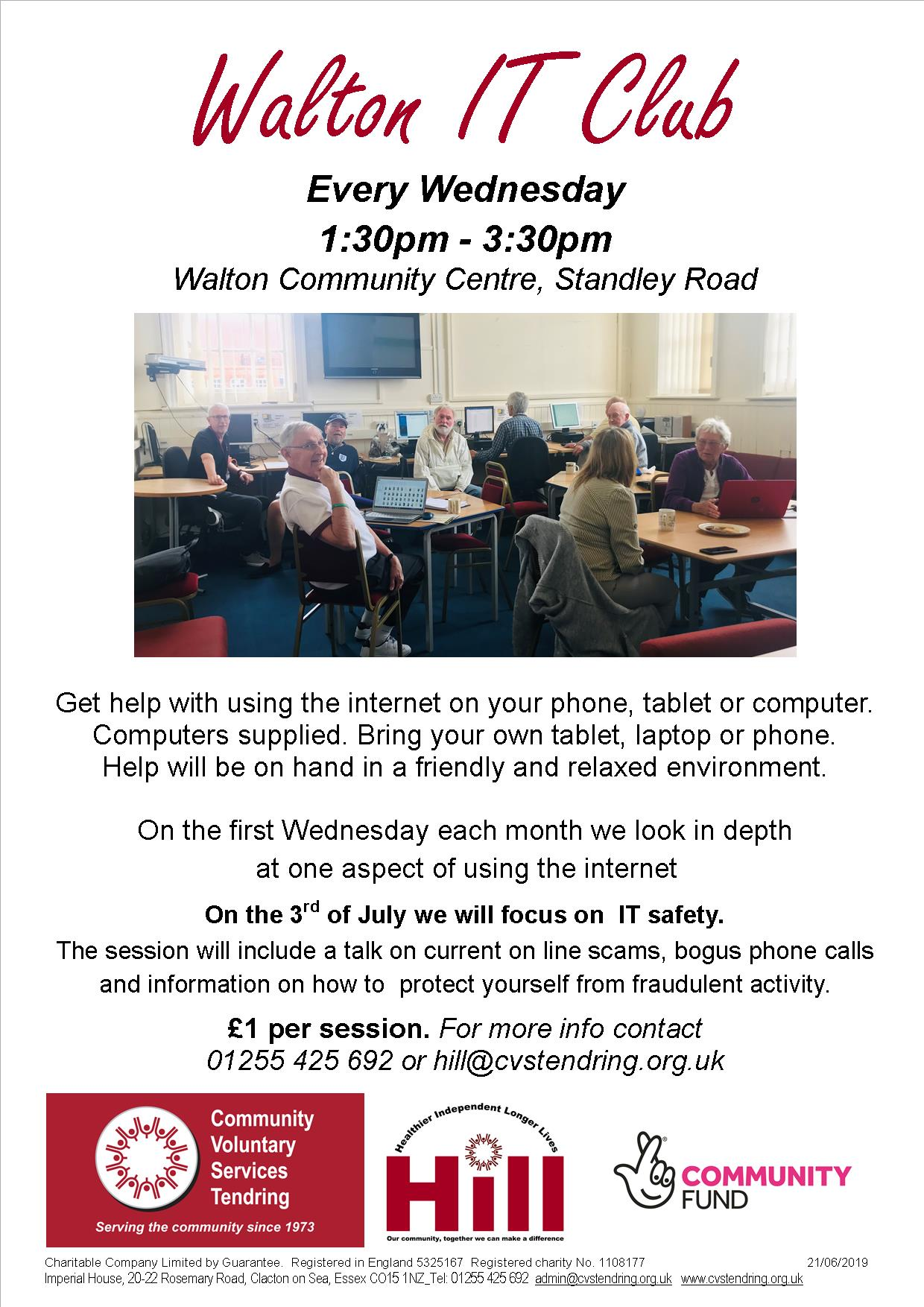 Walton IT Club