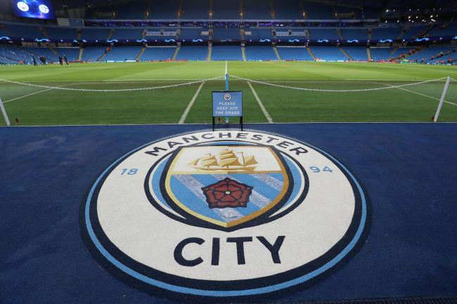 Manchester City have opened up their stadium to the NHS