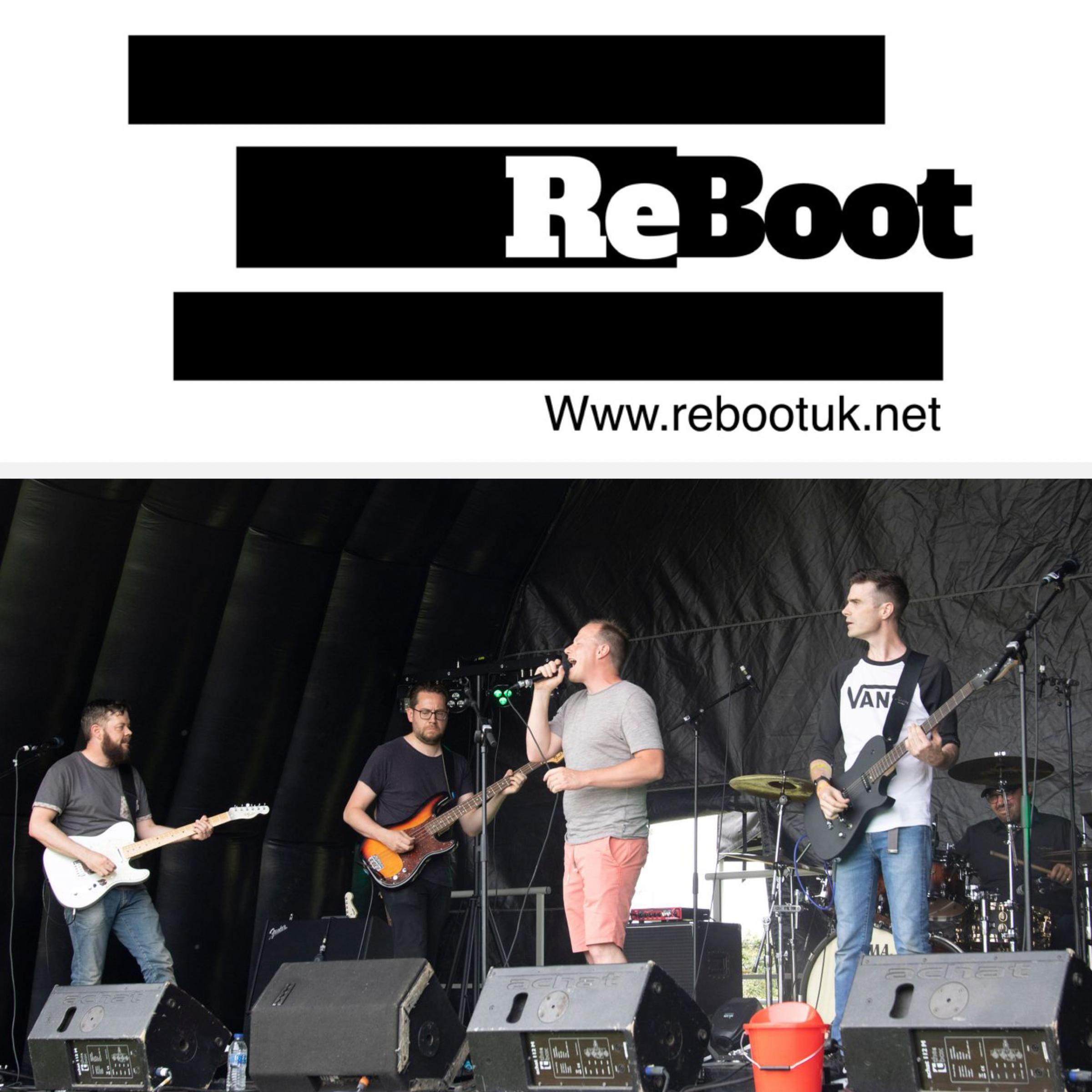 ReBoot Live at The Essex Wild Festival