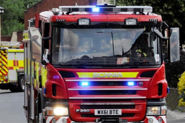 Two dogs rescued from kitchen fire in Basildon