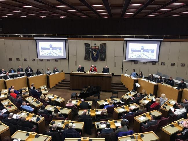 Council - a meeting of Southend Council