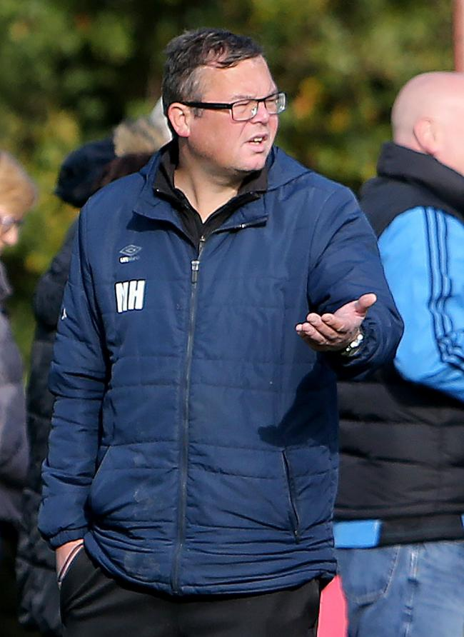 Seeing a bright future - Nick Hutt has confirmed Billericay Town will boast under-18 and under-23 teams next season Picture: NICKY HAYES/iCORE LTD