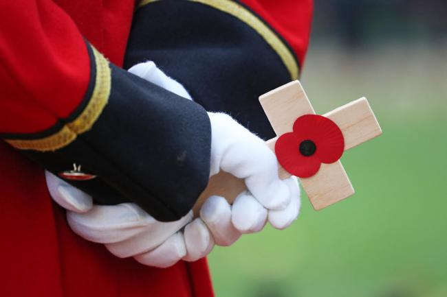 Remembrance Sunday: How many veterans  live in Southend?