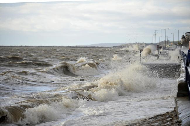 Windy weather is expected across Essex