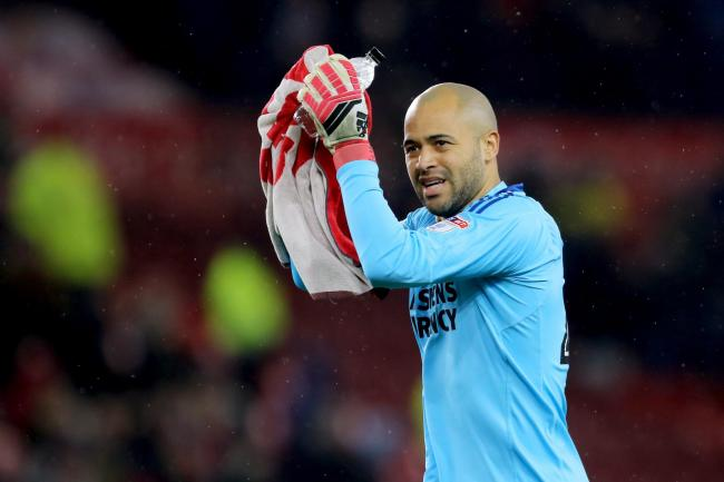 Darren Randolph has returned to West Ham on a deal until 2023.
