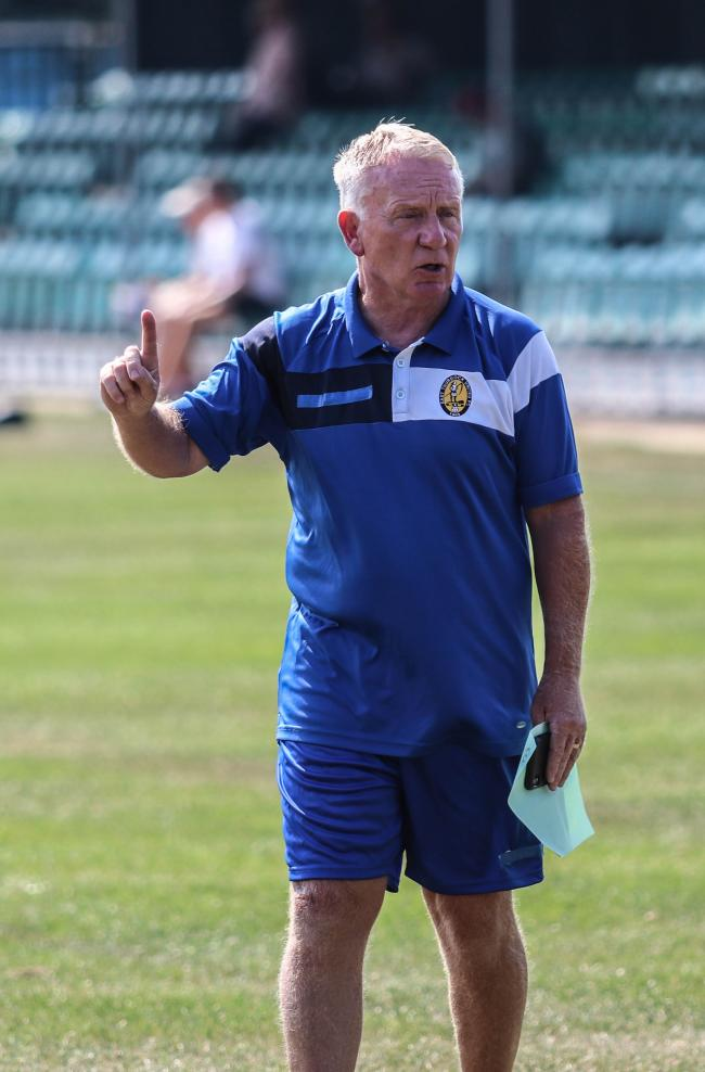 New role - for former East Thurrock United manager John Coventry