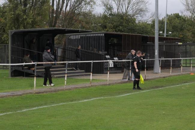 Needing to improve - Southend Manor's ground at Southchurch Park   Picture: ANDY WILKINS