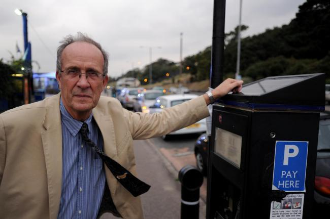 Time to unlock car parks - Ron Woodley