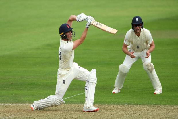 Missing out - Essex star Dan Lawrence has not been selected by England