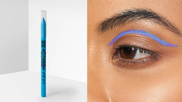 Basildon Standard: Add some flair to your eye look with the L.A. Girl Shockwave Neon Liner. Credit: L.A. Girl