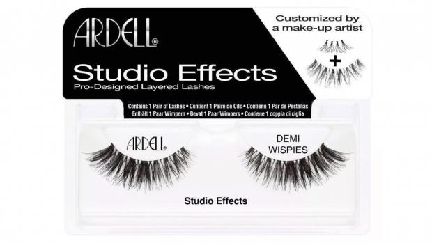 Basildon Standard: When you want to feel extra glam, try a pair of the Ardell Eyelash Demi Wispies Studio Effects. Credit: Ardell