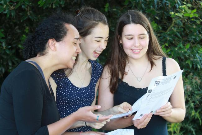 Getting your A Level results today? Share your story