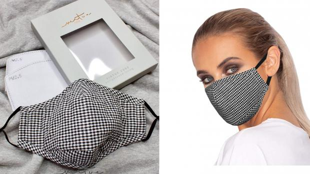Basildon Standard: This mask is thick and comfortable. Credit: Amazon / Virtue Code