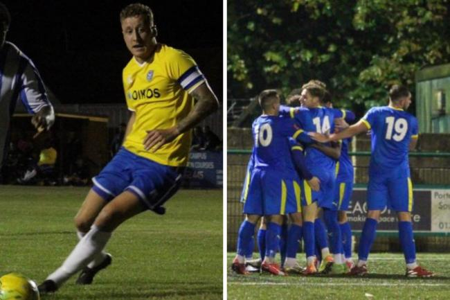 FA Cup success - for Canvey Island and Concord Rangers