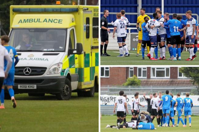 Eventful weekend - Concord Rangers and Billericay Town were both beaten