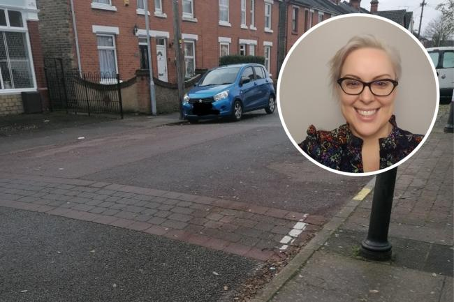 Neighbours hit out after half of street is fined for parking on speed hump