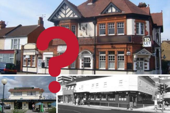 Do you remember all of these old pubs?