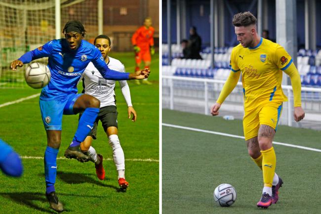 Frustration - Billericay Town and Concord Rangers were both beaten