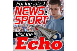 Visit the Echo for the latest News & Sport