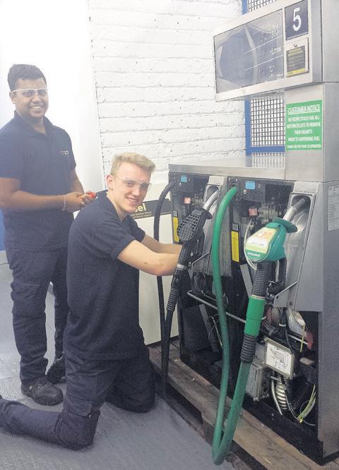 We help keep petrol flowing at the pumps | Basildon Standard