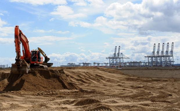 Basildon Standard: London Gateway logistics park