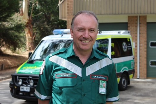 Apologies - East of England Ambulance Service Trust chief executive Robert Morton