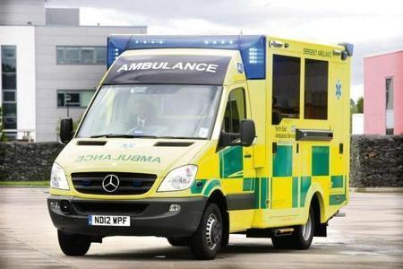 Barred - Laurence Milton worked for the East of England Ambulance Service for 13 years before being struck off
