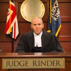 Basildon Standard: Judge Rinder: 'The way I see the world is down to my mum'