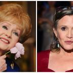 Basildon Standard: Carrie Fisher and Debbie Reynolds to be honoured at public memorial