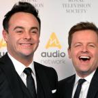 Basildon Standard: Ant and Dec fend off tough competition to top Saturday night's TV ratings