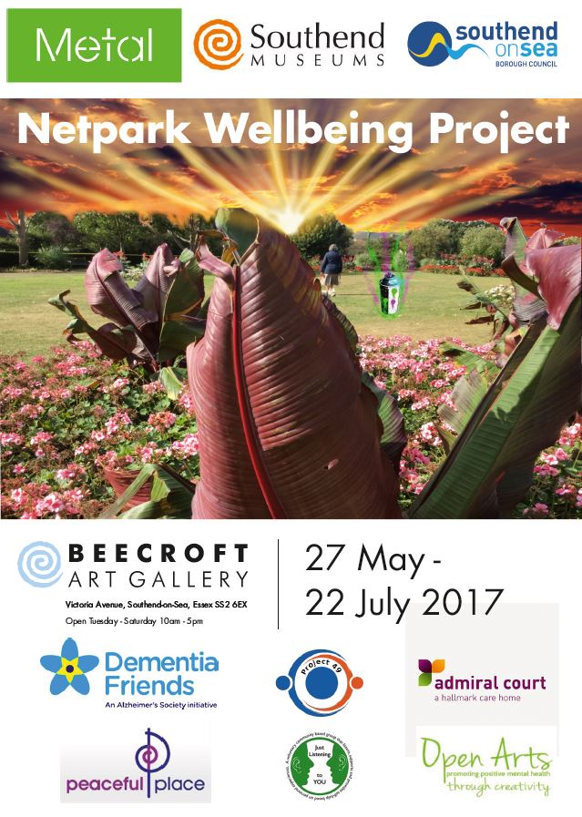 Netpark Wellbeing Project