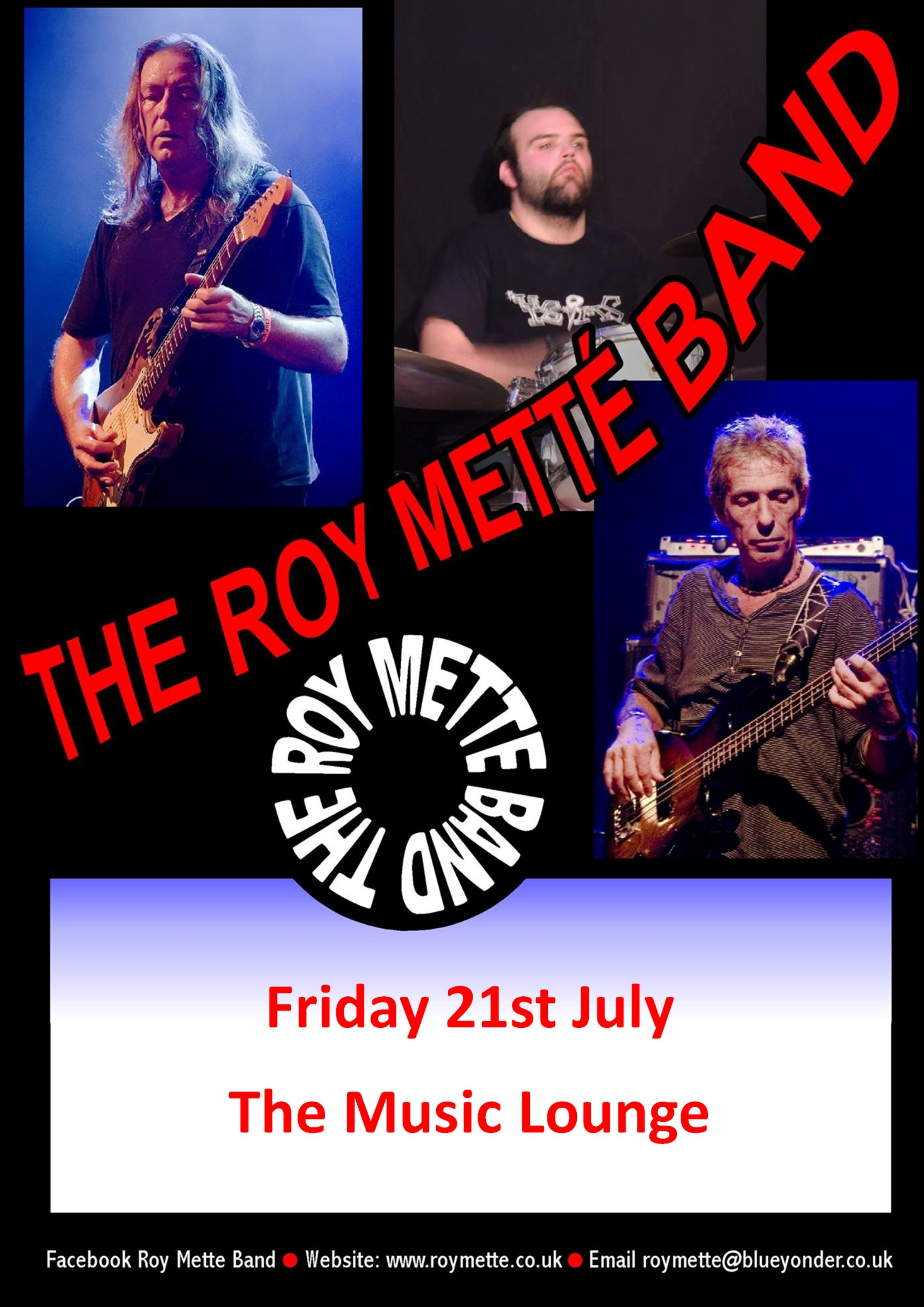 The Roy Mette Band