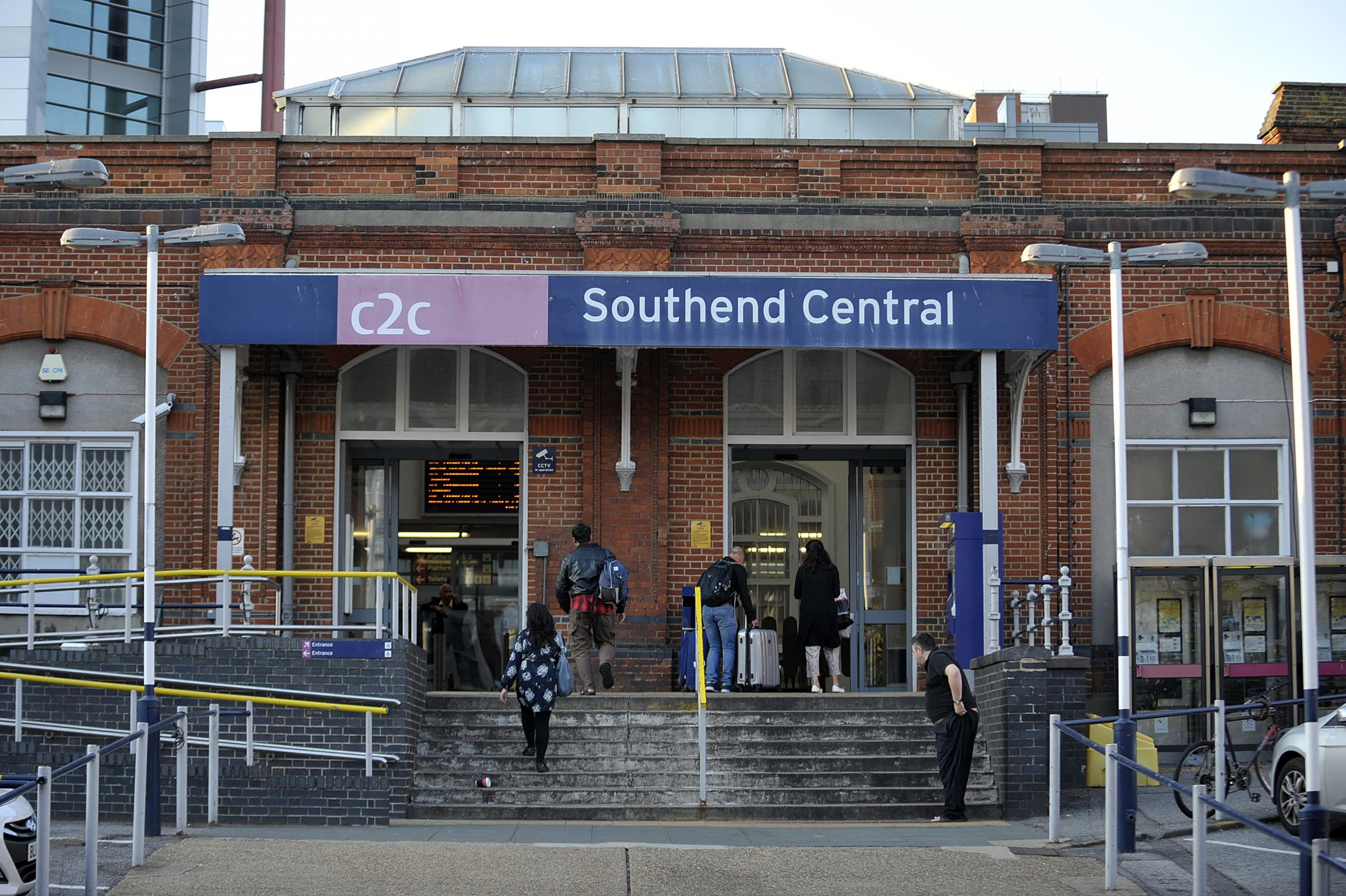 Reports of police incident causing delays at Southend Central Train Station