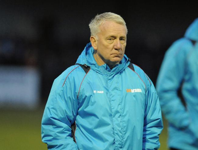 Looking for a bargain - John Coventry wants to add quality to his East Thurrock squad