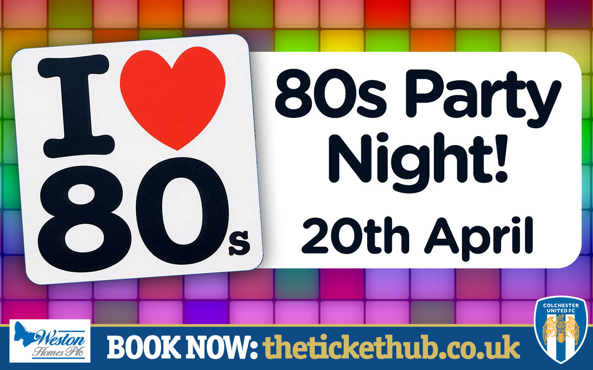 80's Party Night