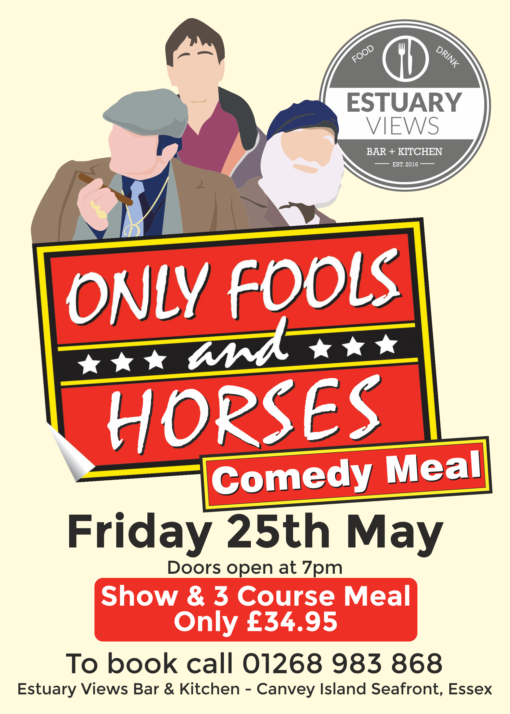 Only Fools & Horses Comedy Night