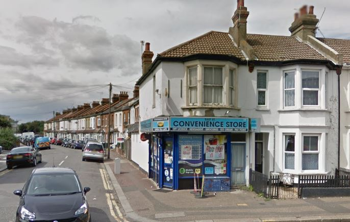 Police appeal after knife-point robbery in convenience store