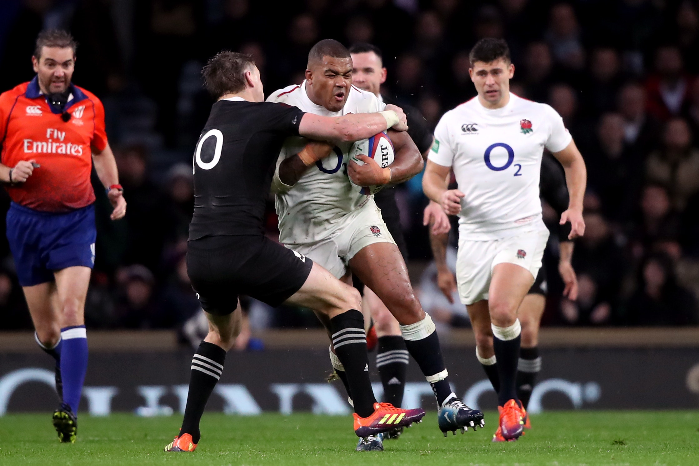 Kyle Sinckler has welcome Eddie Jones' call to smash Japan