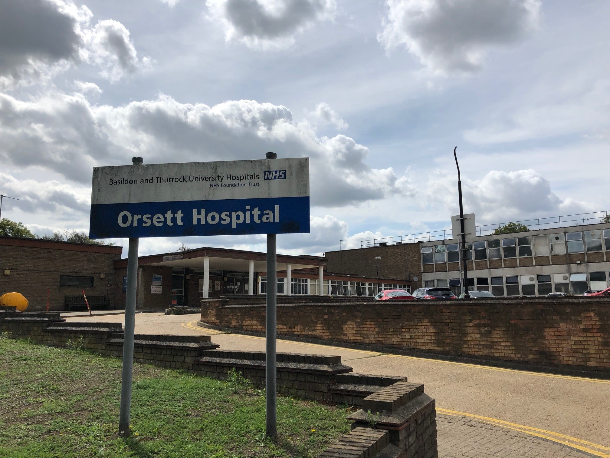 At risk - Orsett Hospital  could be closed under the plans