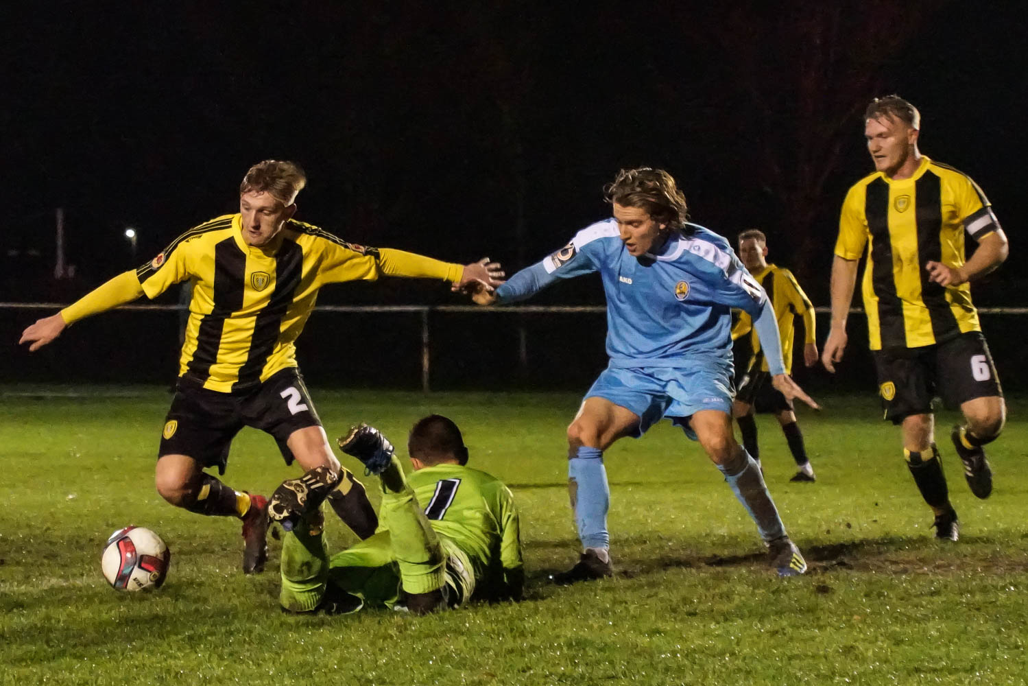 Aiming to bounce back - Southend Manor Picture: MIKEY CARTWRIGHT