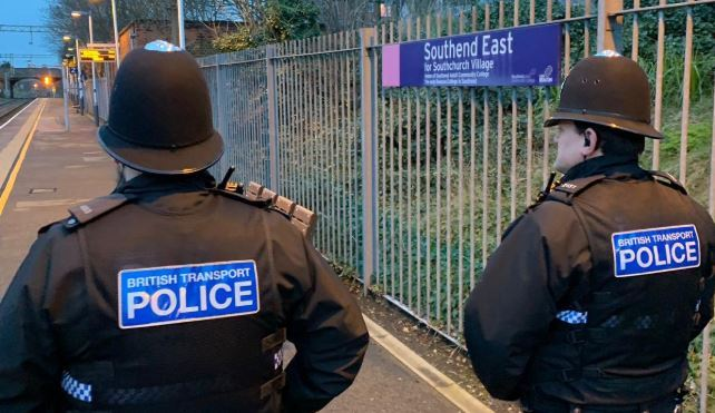 Concerns - British Transport Police have increased patrols at the station after a number of incidents