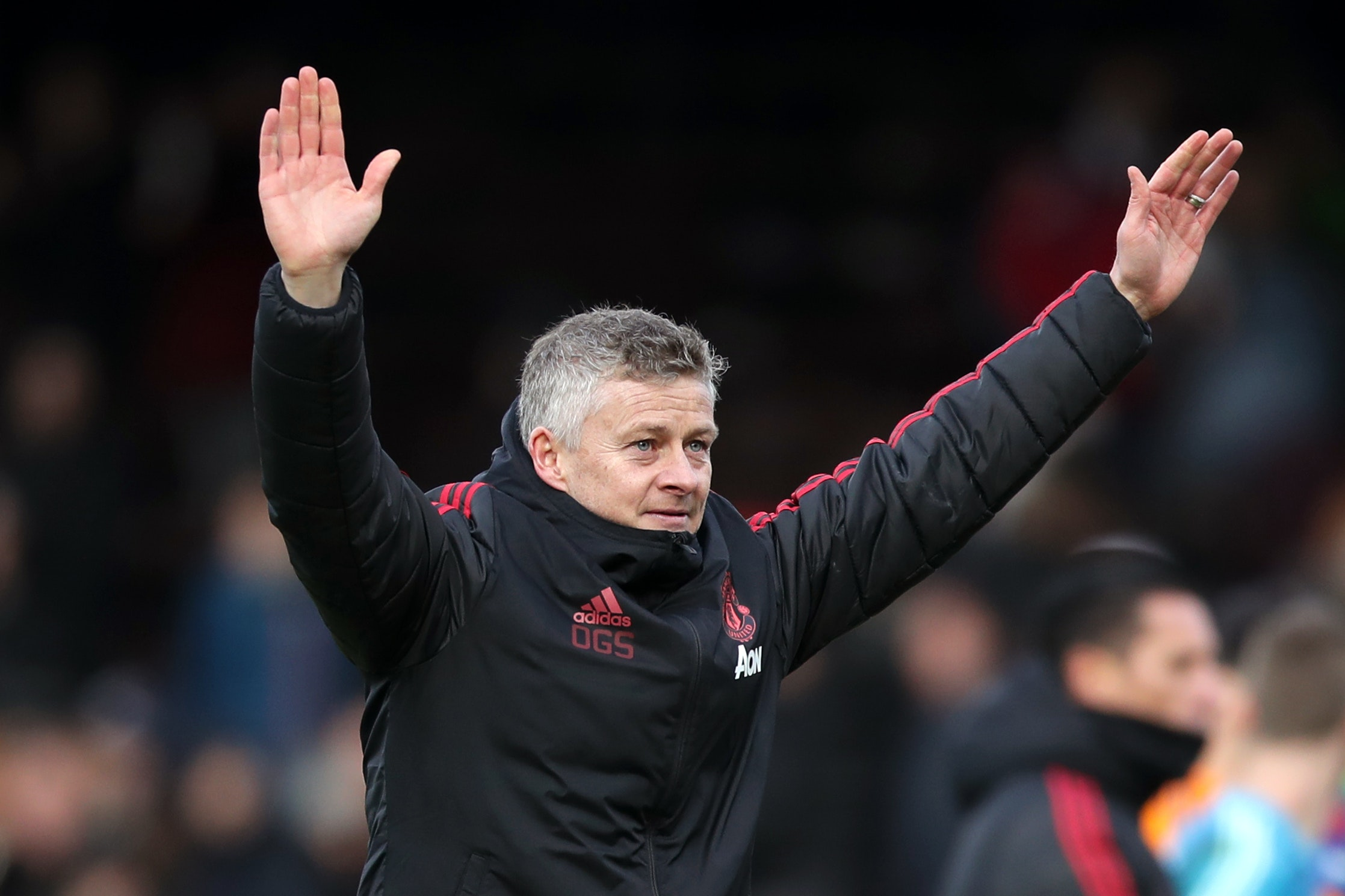 Ole Gunnar Solskjaer faces his biggest test yet as Manchester United interim manager with a Champions League tie against Paris St Germain