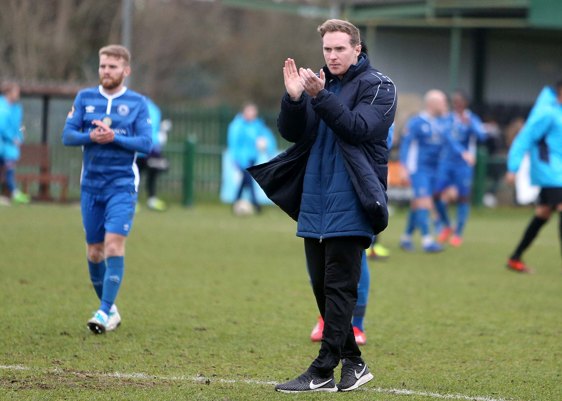 Missed out on the play-offs - Harry Wheeler's Billericay Town Picture: NICKY HAYES/iCORE LTD