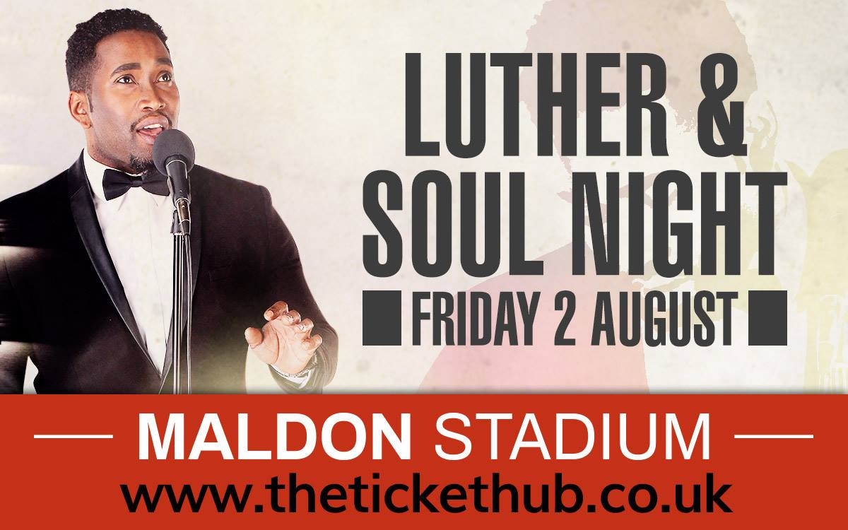 Luther and Soul Tribute Night
