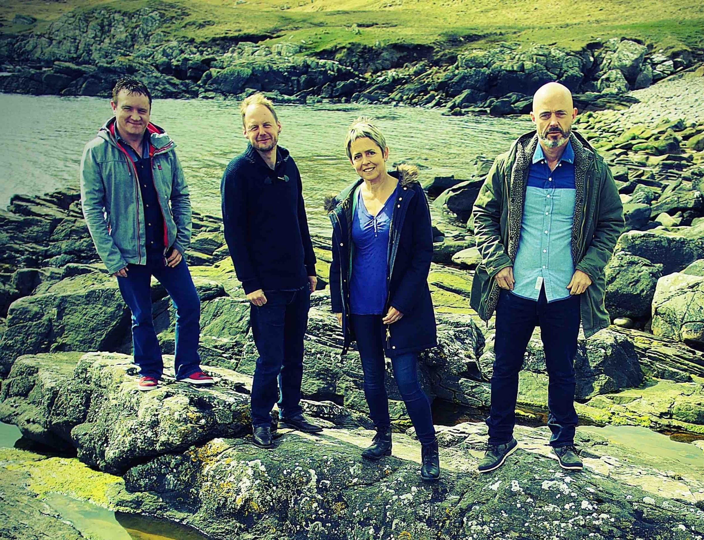 Flook - 'Iconic, Groundbreaking, Progressive Folk'. 'Ancora' Album Release Tour