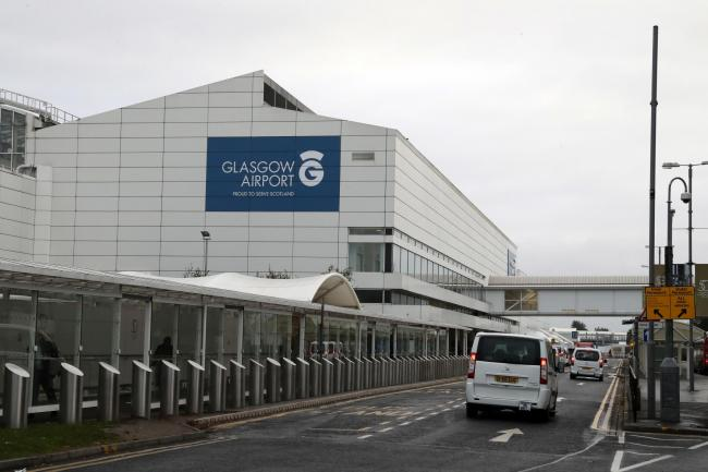 Planned industrial action at Glasgow Airport has been suspended