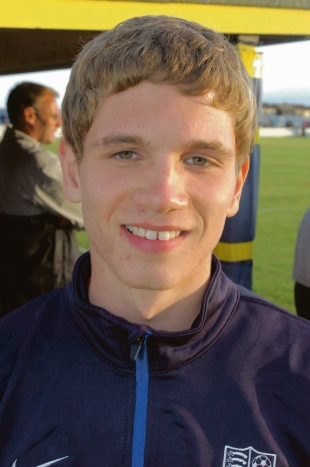 Lee Sawyer - back at Southend United